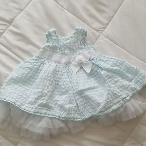 Little Me Baby girl 9M dress...no bottoms
